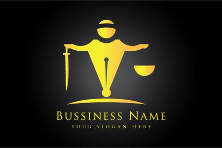 judgment: Law Logo