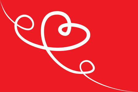 Red Heart, Love and Valentine's Day about the design.