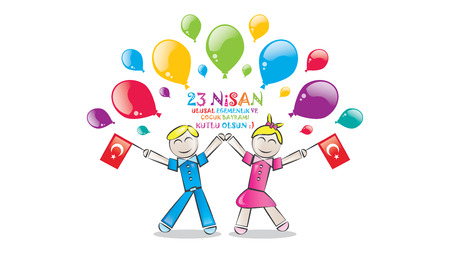 23: April 23 National Sovereignty and Childrens Day