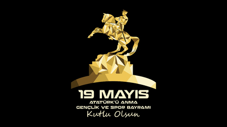 commemoration day: May 19 Ataturk Commemoration and Youth and Sports Day