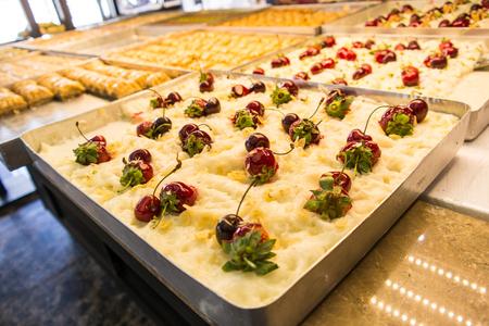baklava: Gullac  Turkish Traditional Ramadan Dessert