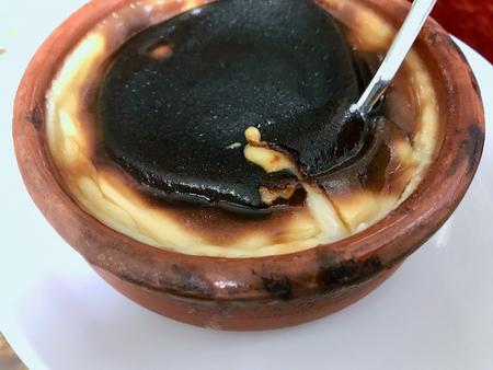 Turkish Rice Pudding Sutlac. Traditional Turkish Organic Dessert.