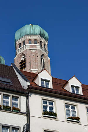 frauenkirche: Munich Frauenkirche