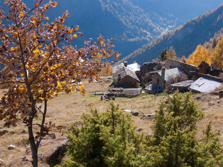 val: Vallon de la Thuile, Elevaz, Val d´aoste, Italy