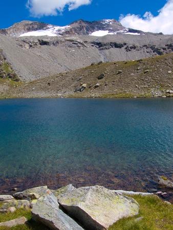 lac blanc,refuge du carro,bonneval,savoie,france