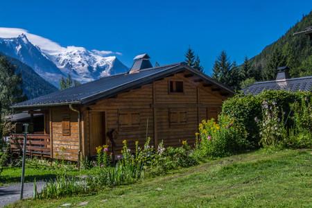 paysage des alpes françaises