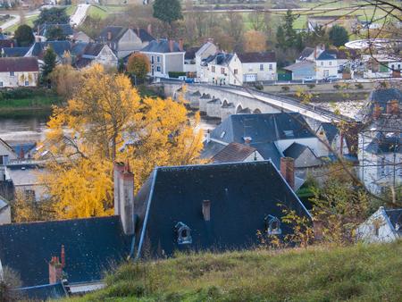 Montrichard, Loir et Cher, France