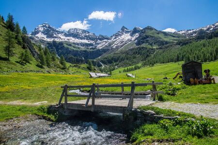 cheney,valtournenche,val of aosta,italy