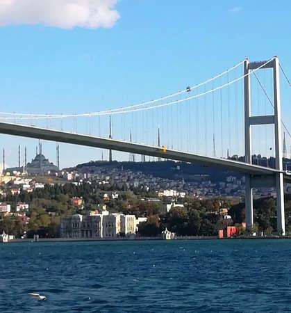 Bosphorus istanbul Stok Fotoğraf