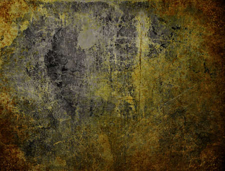 cool old paper grunge abstract textured wallpaper Stock Photo - 3840526
