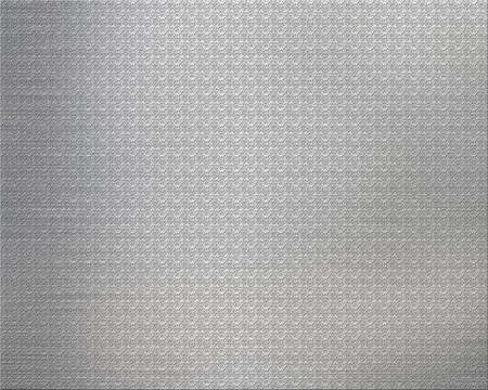 brushed metal textured abstract background Stock Photo - 3840519