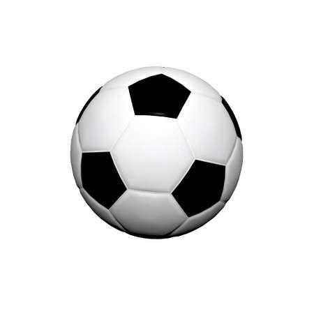 3d Soccer ball Stock Photo - 3879064