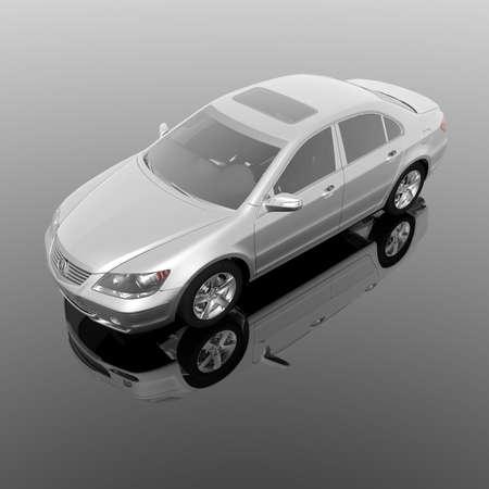 dream car: lujo caro sue�o de modelo