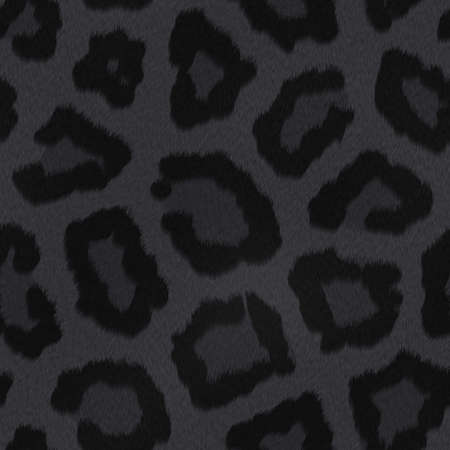 panther fur texture abstract background, seamless
