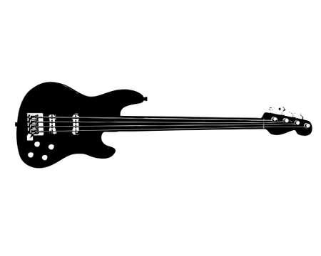 guitar Stock Vector - 6544669