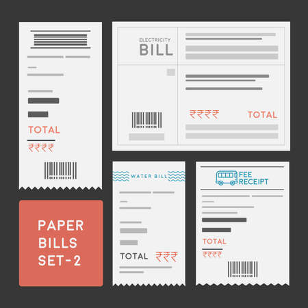 Paper Bill Collection-2