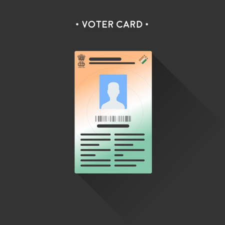 Indian Voter Card