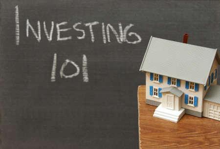 不動産投資に関連する概念的なイメージ。