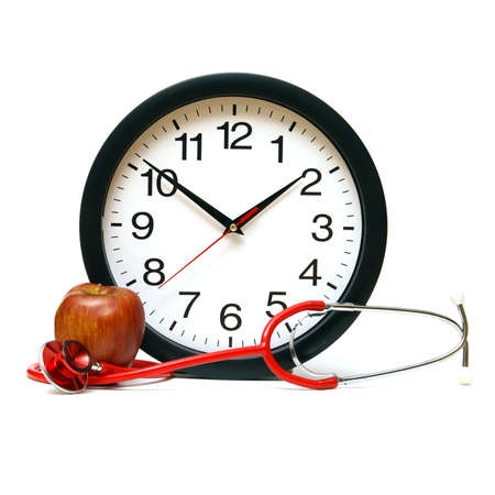 A concept related to many areas of timing in the medical field. Stock Photo - 17328412