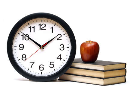 school schedule: A concept based on an educational time for learning.