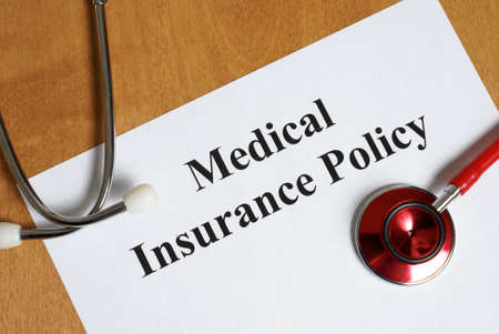 doctor money: An insurance policy is an asset for anyone taking care of their best interest, their health.