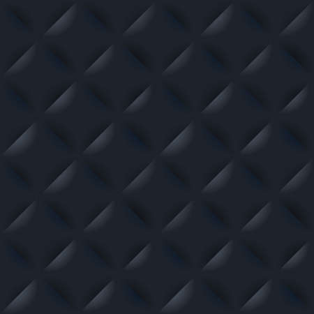 Mattress pattern including seamless sample in swatch panel (AI) Vector