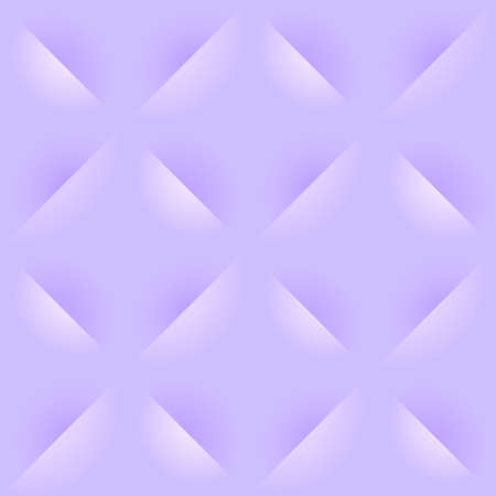 Mattress pattern including seamless sample in swatch panel (AI) Illustration