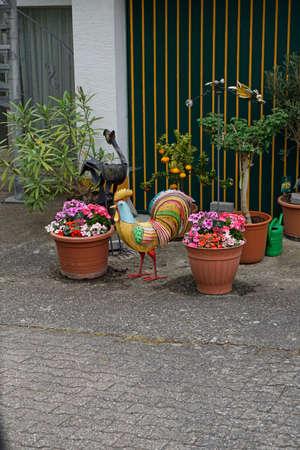 decoration: Garden Decoration
