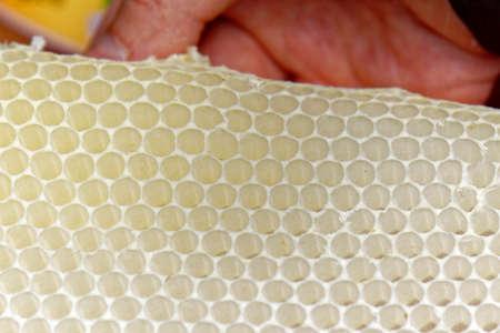 soldered: Honeycomb