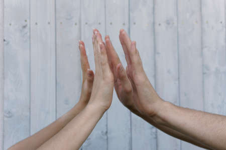 hands, give me five