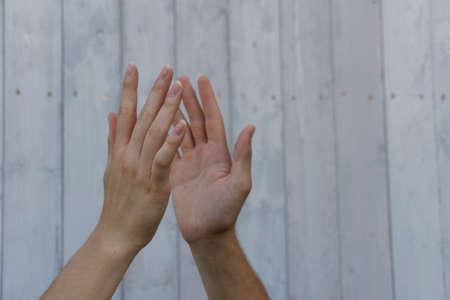 give me five: hand, give me five