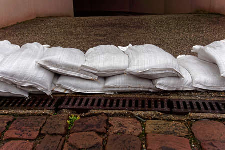 sandbag for flood defense