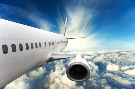 airbus: Big airplane in the sky