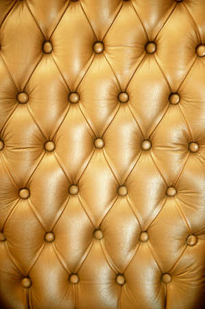 Sepia texture of  leather sofa Stock Photo - 8766912