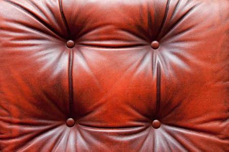Vintage skin sofa texture background Stock Photo - 9030899
