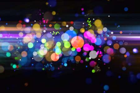 fibre optique: R�sum� fond color� fibre optique