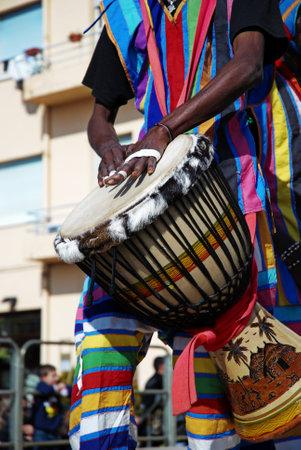rhythm rhythmic: African in Almond Blossom Festival at Agrigento Mandorlo in fiore