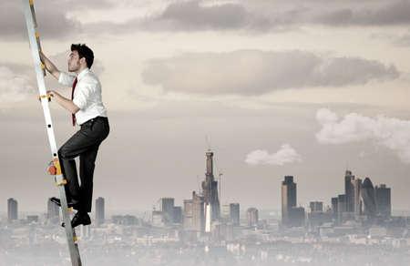 clamber: Difficile carriera di un imprenditore
