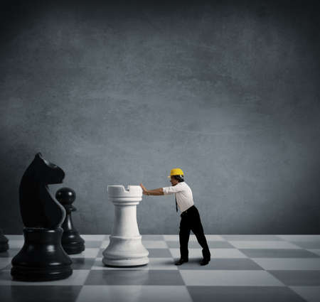 checkmate: Concept of strategy in business