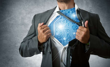 용감: 컴퓨터 회로와 영웅