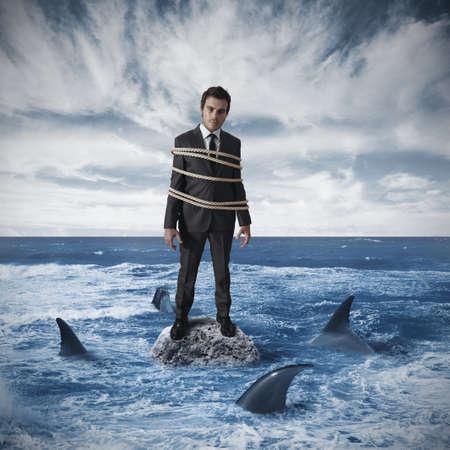 Concepto de riesgo en los negocios