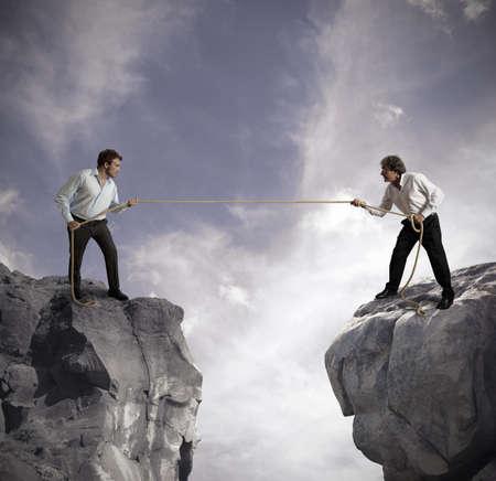 business rival: Concepto de competencia en los asuntos de negocios
