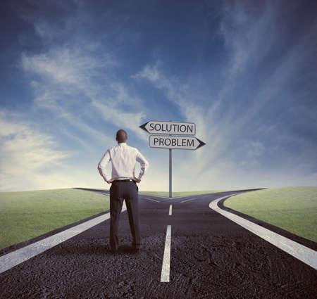 confus: Concept de choisir la mani�re correcte