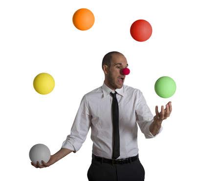acrobacia: Concepto de capacidad en el negocio