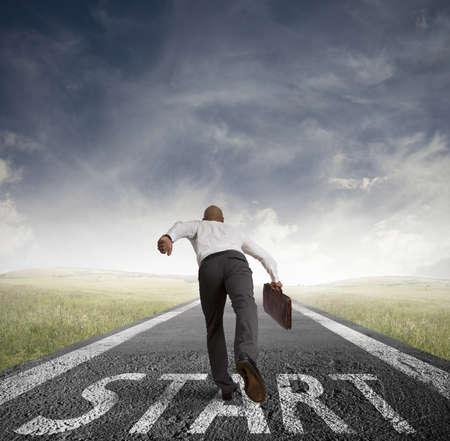 start of race: El concepto de competencia en el negocio