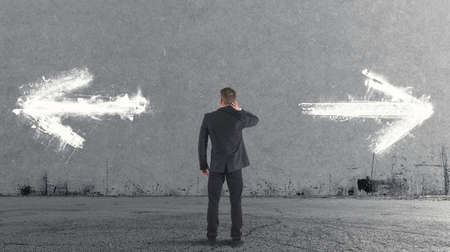 ponder: Important and difficult choices of a businessman