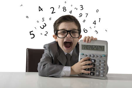 calculators: Concept of tax and crisis problem
