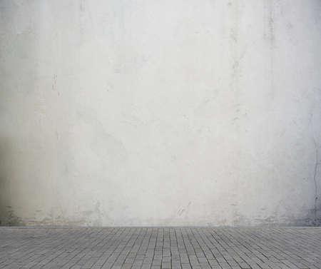 Empty gray dark vintage room background Stock Photo - 21739804