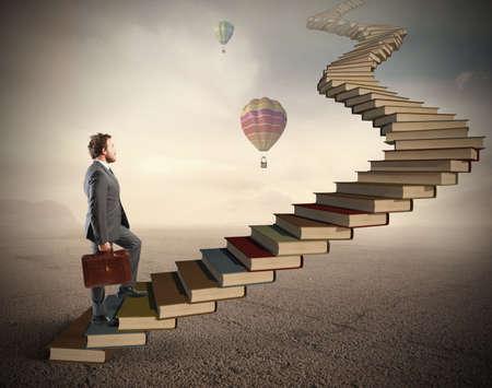 Concept van uitdaging en moeilijkheid in de studie