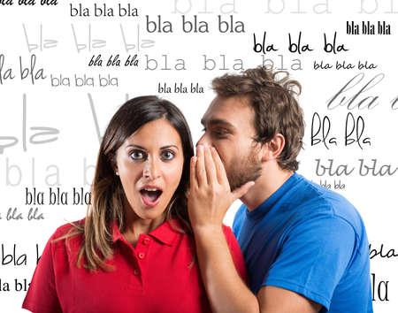 gossip: Praatjes